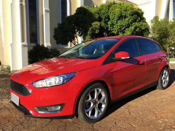 Ford Focus 2.0 Se 2018 At 8000km