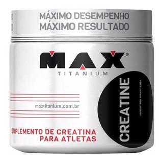 Creatina Max Titanium 300gr