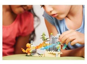 Brinquedo Para Montar Mega Construx Pokemon Batalha Sortido