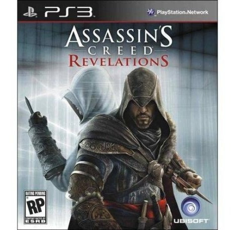 Assassins Creed: Revelations - Ps3 - Ubisoft