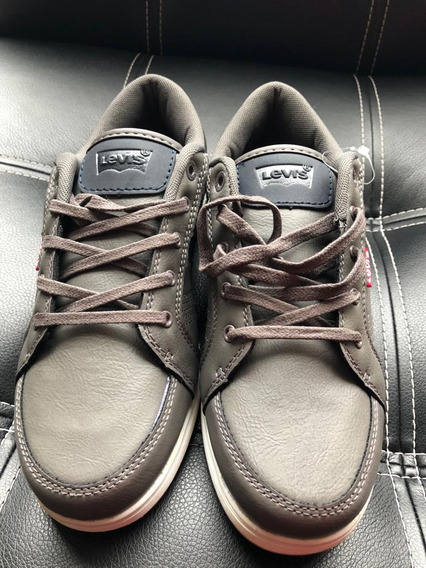 Zapatos Levis Talla Us6 En Numero Son 36