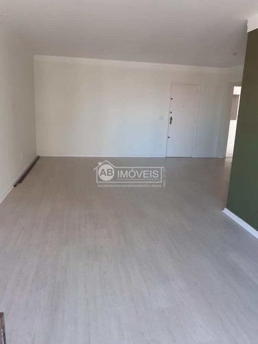 Apartamento Com 3 Dorms, Embaré, Santos - R$ 685 Mil, Cod: 3672 - V3672