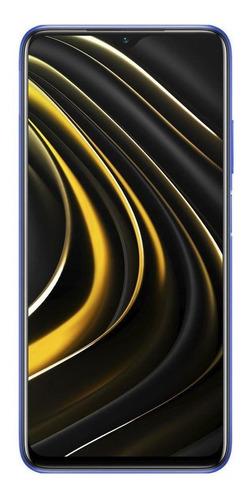Celular Smartphone Xiaomi Poco M3 128gb Azul - Dual Chip