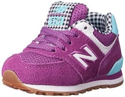 new balance 574 niña purple