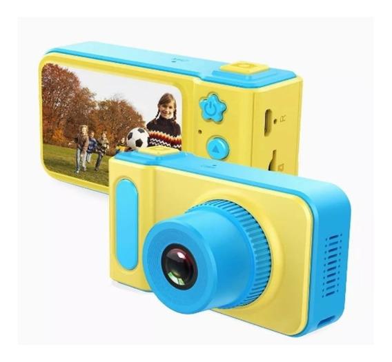 Camara Digital Mini Pantalla Lcd Kids Niños Niñas Chicos 4gb