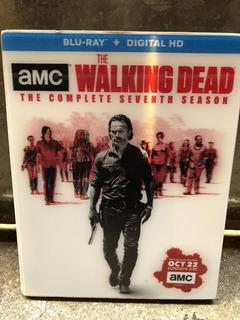 The Walking Dead Temporada 7 Completa Lenticular Cover