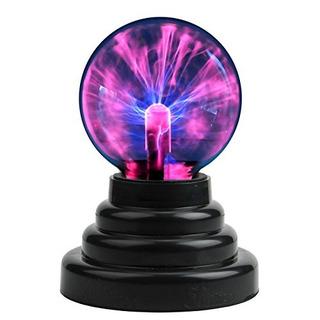 Lampara De Bola De Plasma Cozycabin Thunder Lightning Plugin