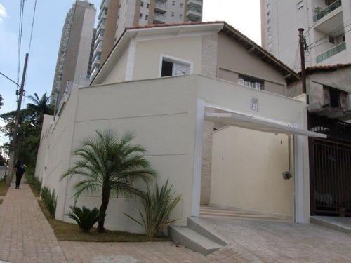 Casa Campo Belo, Esquina, Excelente Localização, Reformada.