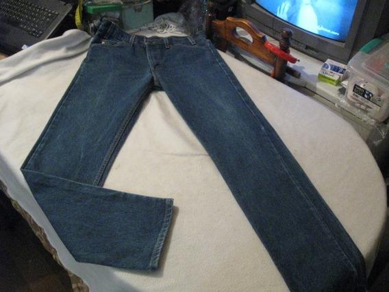 Pantalon Jeans Levi Strauss Talla W33 L33 Modelo 505