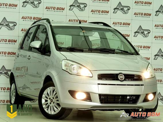 Fiat Idea Fiat Idea Attractive 1.4 8v 2012 2011/2012
