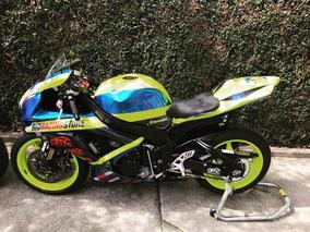 Moto Suzuki Srad 750 - Documentada E Preparada Para Pista