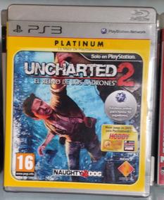 Uncharted 2® Portugues-pt -ps3 - Mídia Física