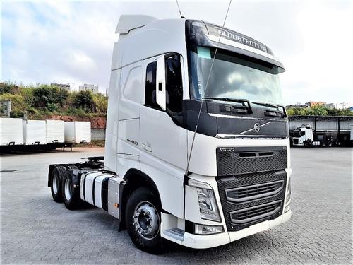 Imagem 1 de 15 de Volvo Fh 460 6x2 2020 Automatico