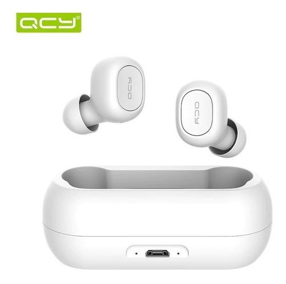 Fone De Ouvido Sem Fio Qcy T1c Qs1 Bluetooth 5.0
