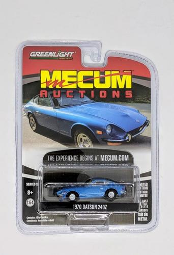 Greenlight Mecum 1970 Datsun 240z 1:64 Envio Gratis