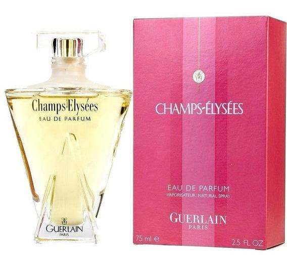Perfume Champs Elysées Guerlain For Women Edp 75ml Original