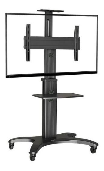 Suporte Pedestal Para Tv 32 A 65 Com Rodizios A06_1551 ELG