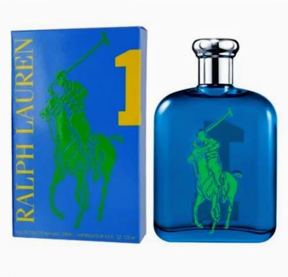 Perfumes Polo Ralph Lauren Big Pony 125ml
