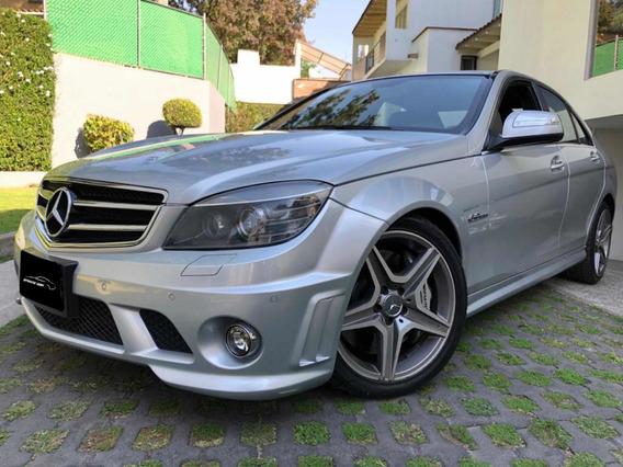 Mercedes-benz Clase C C63 Amg 6.3 Blindado Nivel 3