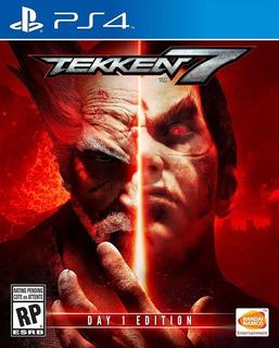 Tekken 7 - Ps4 Fisico