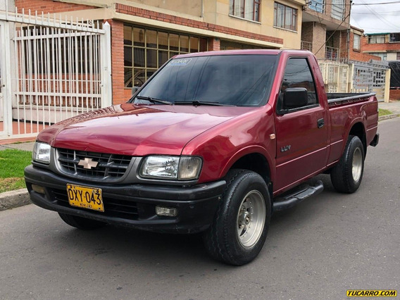 Chevrolet Luv 2200cc Mt 4x2 Aa Dh