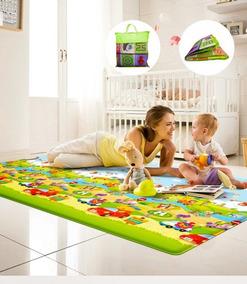 Tapete Térmico Infantil Que Não Passa Friagem Do Chão