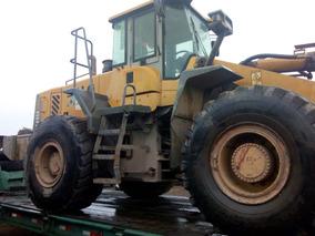 Pá Carregadeira Sdlg Modelo 959 Ano 2012