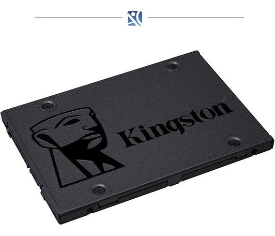 Disco Duro Solido Kingston Ssd 480gb 2.5