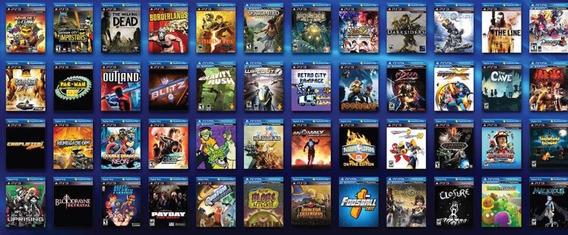 50 Melhores Jogos De Ps Vita (digital Patch)