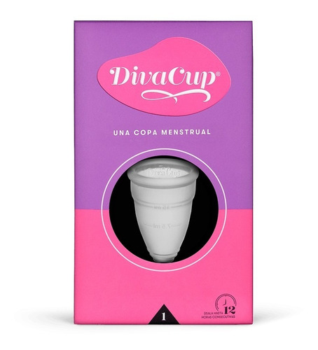 Imagen 1 de 7 de The Diva Cup Modelo 1 Copa Menstrual
