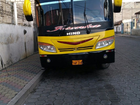 Vendo Bus Hino Gd 2001 Intraprovincial , Matricula Al Dia