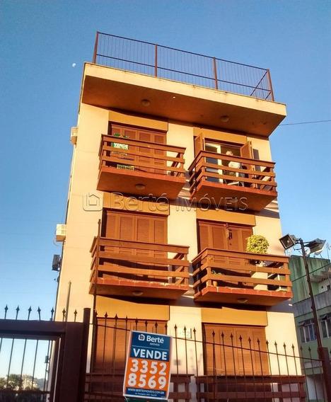 Apartamento Em Camaquã Com 1 Dormitório - Bt4772