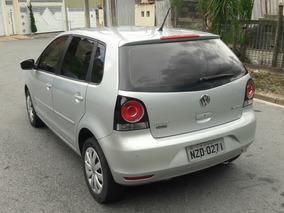 Volkswagen Polo 1.6 Vht Total Flex I-motion 5p 2012
