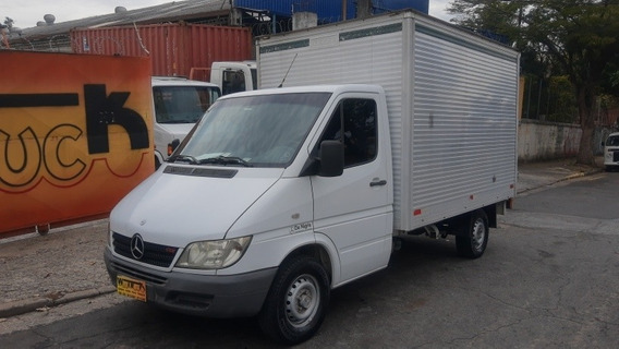 Mercedes-benz Sprinter Baú Cdi 313 2007