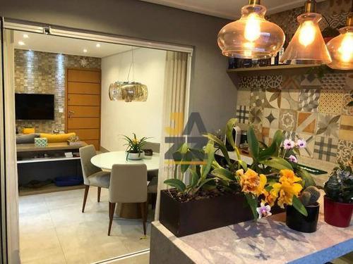 Apartamento Com 3 Dormitórios À Venda, 72 M² Por R$ 430.000,00 - Jardim Piratininga - Sorocaba/sp - Ap6916