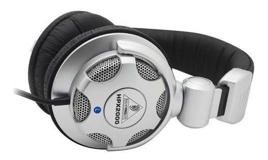 Headphones Hpx2000 High-definition Dj Headphones Over-ear
