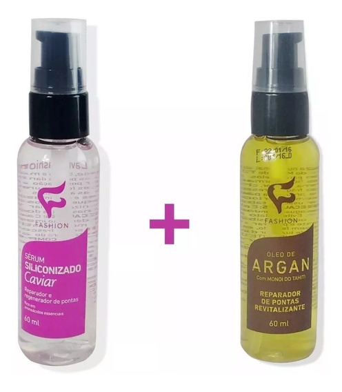 Óleo De Argan E Monoi Do Tahiti Fashion Com 24 Und *atacado