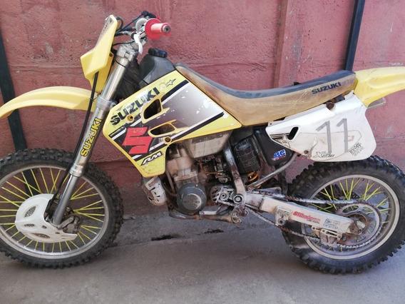Suzuki Rmx 250 Año 98