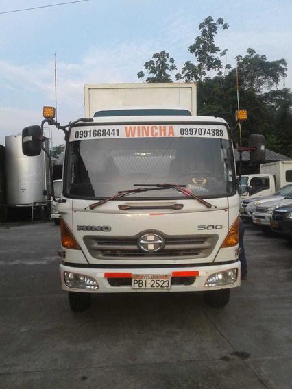 Vendo Camion Hino Fc