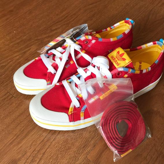 Tênis adidas Honey Low Feminino Tam 38 Br Na Etiqueta