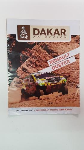 Libro Coleccion Dakar Renault Duster 2017