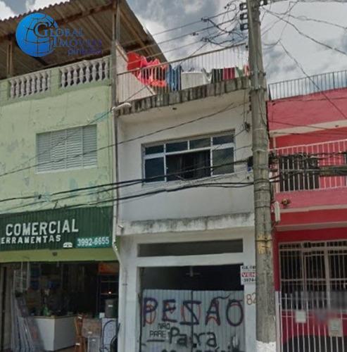 Venda Sobrado São Paulo Vila Maria Trindade - S115