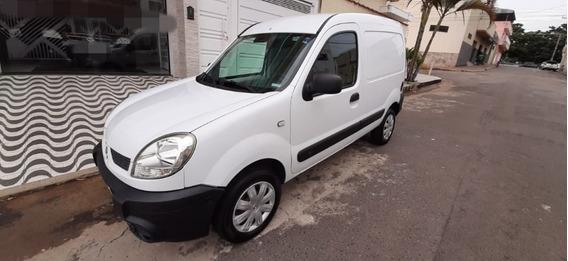 Renault Kangoo Porta Lateral Dh Toda Revisada Pneus Otimos