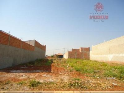 Terreno Residencial Para Locação, Jardim Oriente, Piracicaba. - Te0129