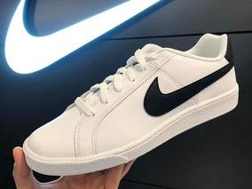 Tenis Nike Court Royale Blanco/negro