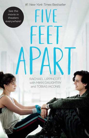 Libro Five Feet Apart - Nuevo T