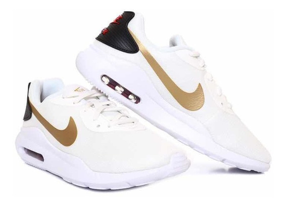 Nike Air Max Okeyo - Blanco/doradoOriginal