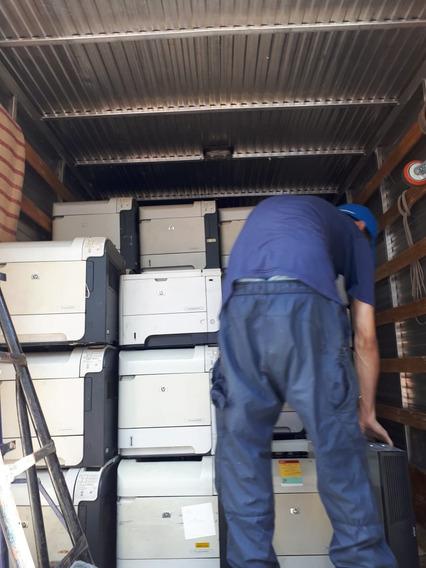 Lote De 20 Impressoras Hp 4015, 3035,