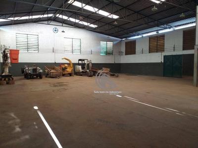 Galpão Industrial Para Alugar, 530 M² Por R$ 9.000/mês - Cidade Industrial Satélite De São Paulo - Guarulhos/sp - Ga0295