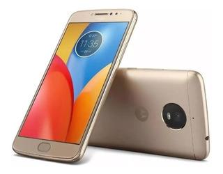 Celular Motorola E4 Plus Dorado 16gb 3gb Ram Desbloqueado